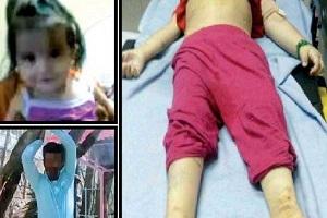 قصاص و اعدام قاتل ملیکای ۵ ساله فلاورجانی!