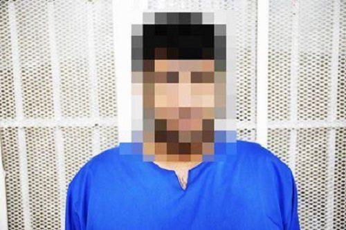 دستگیری مرد جوان آتش افروز تهرانی