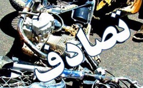 بی احتیاطی موتورسوار باعث مرگ کودک ۶ ساله اش شد!