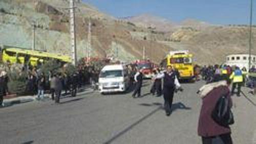 واژگونی اتوبوس حامل دانشجویان دانشگاه علوم تحقیقات ۷ کشته برجای گذاشت!