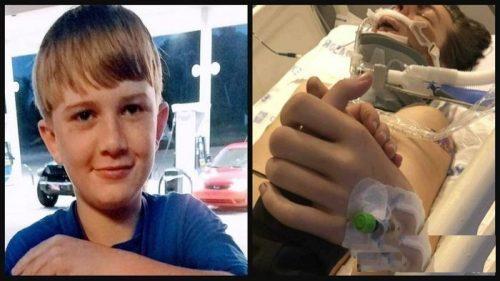 کشته شدن پسر 12 ساله