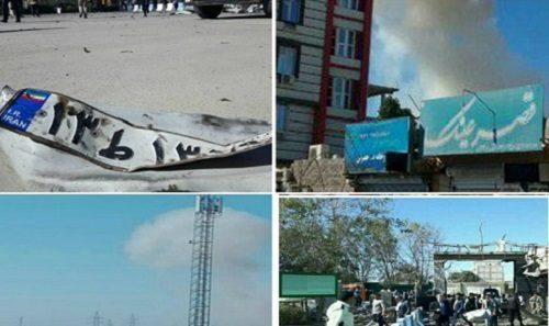 جزئیات حادثه ی تروریستی چابهار + عکس