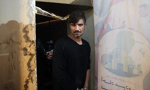 سارق شیطان صفت بعد از سرقت تجاوز هم می کرد + عکس