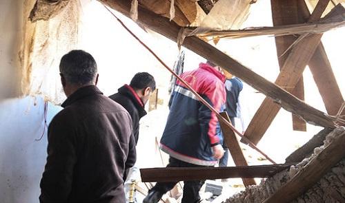 انفجار در خیابان وحدت تهران | چهارشنبه سوری کلید خورد