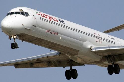 تکذیب خبر سقوط هواپیمای زاگرس تهران – زاهدان