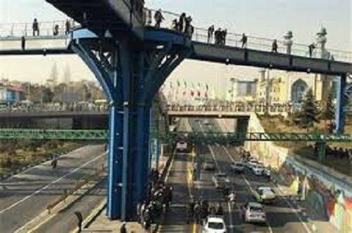 خودکشی دختر ۱۳ ساله اصفهانی با پریدن از روی پل + عکس
