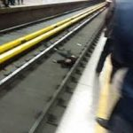 خودکشی در مترو تهران بر اثر توهمات مواد مخدر