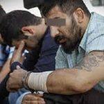 قمه کشی در تهران برای لخت کردن مسافران