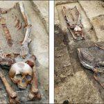 کشف اسکلت ۵۰ هزار ساله در خانه ای در کرج