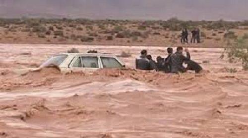Image result for سیل در خوزستان