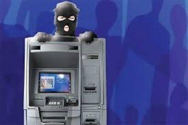 سرقت از دستگاه عابر بانک