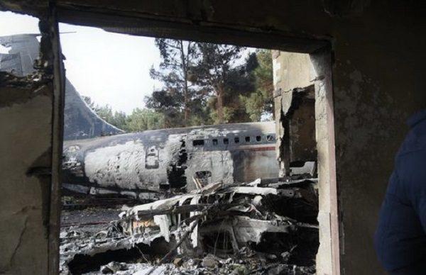 تنها بازمانده هواپیمای ارتش اظهارات جدیدی در مورد علت سقوط بیان داشته