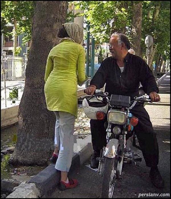دختر فراری تهران