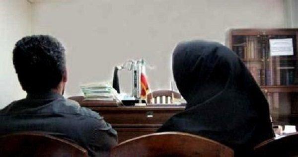 علت طلاق زن و شوهر پولدار جوان ایرانی