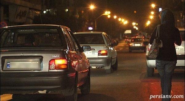 جواب رد عشق خیابانی به دختر فراری تهران