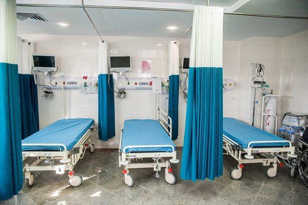 حمله ی مسلحانه افراد شرور به بیمارستان امام خمینی در تهران