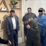 کشته شدن مردی به دست زنش و باجناقش