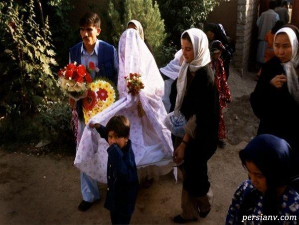 ازدواج دختر در سن کم