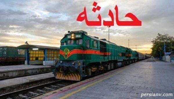 برخورد قطار با کودک ۸ ساله در مسیر تهران تبریز
