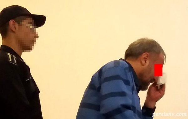 مسائل ناموسی عامل قتل عام خانواده سه نفره توسط مرد شیشه ای