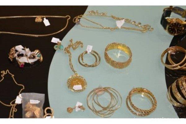 دزدیدن طلا های ۵۰۰ میلیونی به روشی عجیب توسط مریم!!