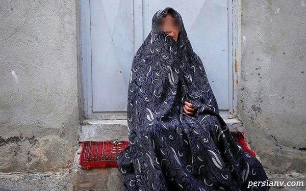 فرار همسر به خاطر رابطه با مرد زن دار از دست شوهرش