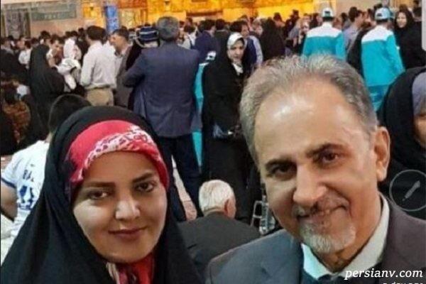 محمدعلی نجفی شهردار سابق تهران