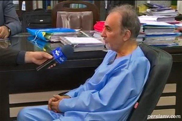 توضیحات محمدعلی نجفی شهردار سابق تهران درباره قتل همسرش!