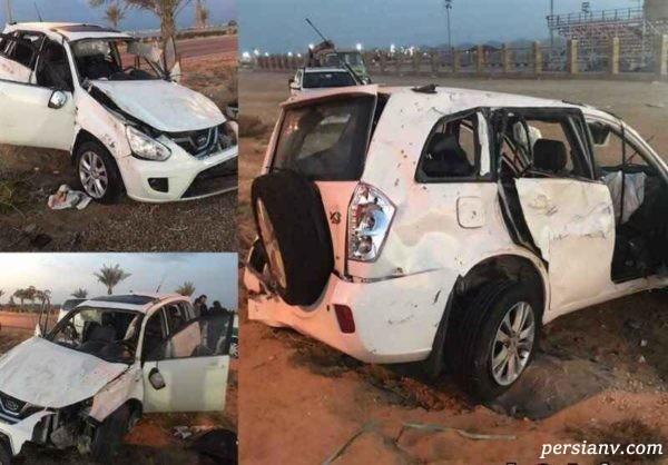 جزئیات اصلی تصادف مهدی قائدی و دوست دخترش که به قتل ختم شد