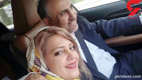میترا استاد همسر نجفی شهردار بعد از رفتن نجفی از خانه زنده بوده است !!!