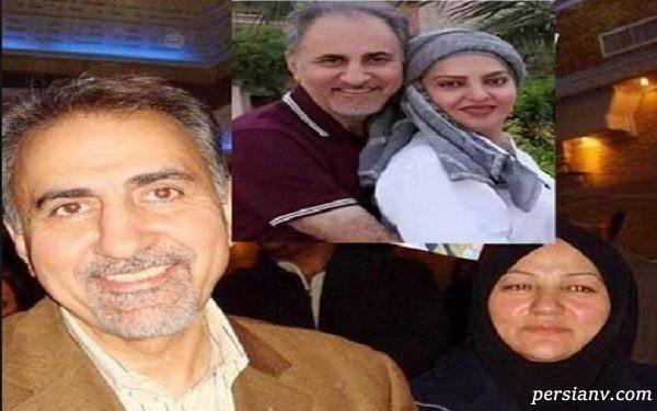 ناگفته های بسیار عجیب همسر اول محمدعلی نجفی   راضی به ازدواجش بودم!!!