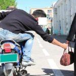 وحشتناک ترین کیف قاپی در تهران | سر زن بیچاره شکست !