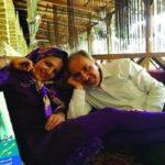 کار بسیار عحیب میترا استاد همسر نجفی | ۱۱ سیمکارت در یک سال شکسته شد !