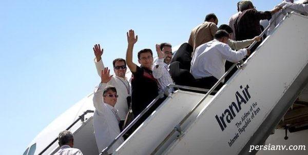 حادثه در فرودگاه ساری