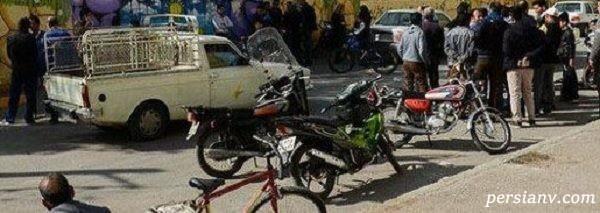 خودکشی پسری در اصفهان
