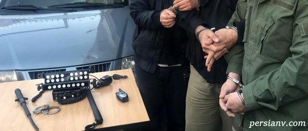 دستگیری سارقان مامورنما که حیثیت مردم قم را بر باد می دادند