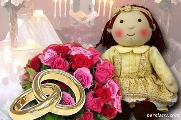 اصرار مادر کرمانی برای شوهر دادن دختر ده ساله اش