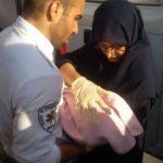 تولد نوزاد دختر در متروی تهران برای اولین بار