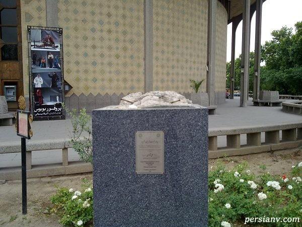 سرقت مجسمه های تهران از سر گرفته شد   قیصر را ربودند !