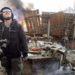 سوژه های بسیار عجیب از نگاه عکاس جنگ در چند قدمی داعش