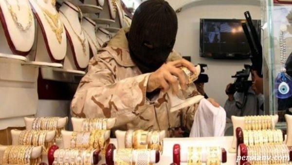 عملیات بی آبرویی کننده سارقان مسلح تهران آن ها را به دام انداخت