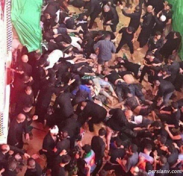 حادثه روز عاشورا در کربلا