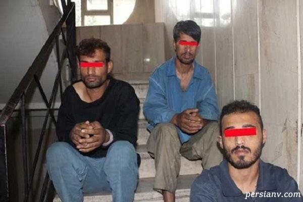 دستگیری افغانی ها