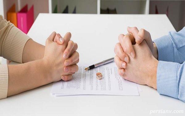 طلاق اجباری مرد