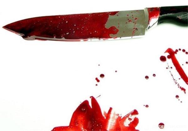 اخاذی با چاقو