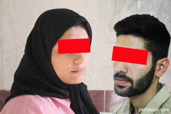 پزشک قاتل اول همسر شاعر خود را کشت بعد هم خودش را کشت