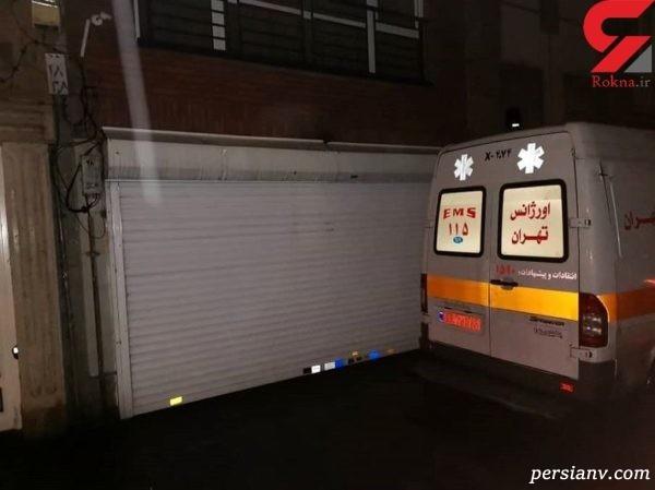حمله به آمبولانس