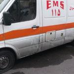 حمله به آمبولانس با قمه توسط همسایه عصبانی ، جان پیرمرد را گرفت