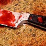کشتن دوست با چاقو به خاطر خبرچینی دختر غریبه