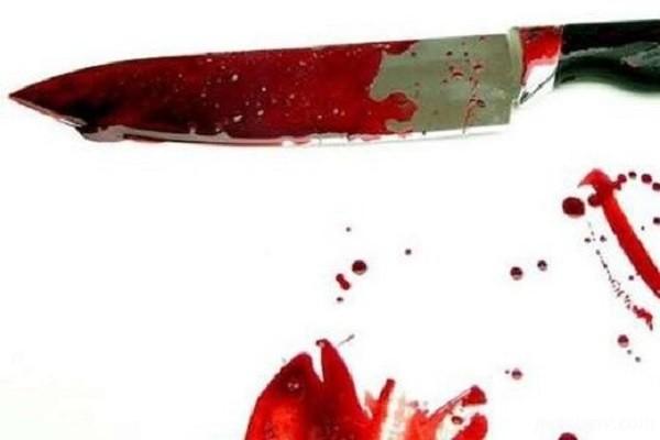 کشتن پسرعمو سر سفره شام با چاقو ، در برابر همسر و دخترش !